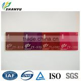 3mm Red Brown Purple Acrylic Plastic Colors Sheet for Sell