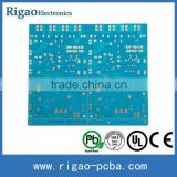 Blue solder mask Rigid PCB (UL,CE,ISO approved)