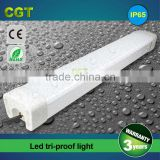 1500mm 5ft 60W Led linear light Led tri-proof light Epistar chip CE RoHS approved 3 years warranty