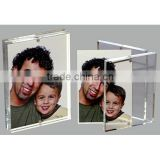 photo frame-y1308279/acrylic photo frames/customized tabletop picture holder/different photoes rack