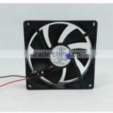 Fan electric welding machine direct current DC24V/24V scattered hot air blower 92*92*25mm inverter fan