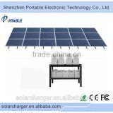 5000W super quality home complete solar system,camping kits home use solar system for garden irrigation