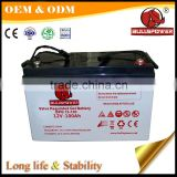BULLSPOER lead crystal agm battery 12v 100ah,12v100ah vrla battery