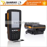 LF/HF/UHF Handheld RFID Bluetooth Reader Android RFID reader