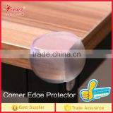 Transparent Table Corner Guard Baby Child Kid Safety Bumpers Protectors on Edge Furniture Desk