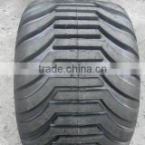 High forestry flotation farm tire 400/60-22.5 500/50-17 550/60-22.5 implement agricultural tyre