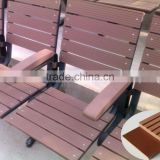 environment friendly WPC material chair