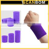 Comfortable Promotion sport sweat wristband