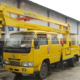 10m to 14m dongfeng High altitude Operation Truck