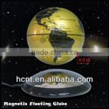 HCNT's innnovative design magnetic floating 6inch globe