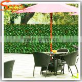 Artificial Plants 50*50cm Artificial Boxwood Hedges Plastic Outdoor Fence Garden Decoration Fence Screen Greenery Panel