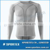 Comfortable body cut Sportex compression top, compression running tight, running tights OEM#OM1303