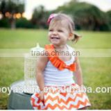 girls lace dresses clothing Baby Summer Chevron Petti Dress girls one shoulder dress baby girls children clothing