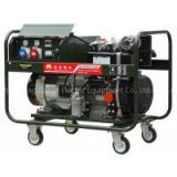 15KW Portable Electric rare earth permanent magnet diesel generator set