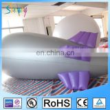 Large Cheap Pvc Inflatable Helium Blimp Customized Airship Balloon for Sales PVC Advertising Inflating Airship Balloon
