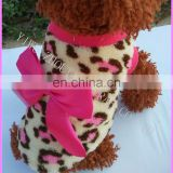 Small dog 10 colors 4 size soft and comfortable pet clothing