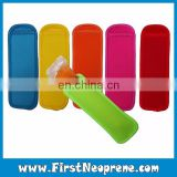 Frozen Cooling Protection Neoprene Personalized Ice Pop Sleeve