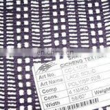 2014 new Jacquard fabric polyester/spandex 92/8 lace fabric