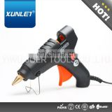 XL-F60 60w black typical hot melt glue gun
