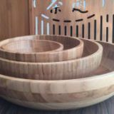 Simply Designed Bamboo Salad Bowl