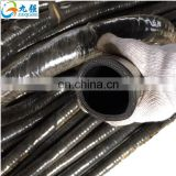 Chinese manufacturer flexible EPDM air / steam hose pipes for steam