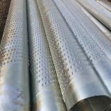 2 In X 20 Ft Galvanized Steel Pipe Galvanized Steel