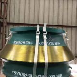 Apply to metso Nordberg Symons cone crusher spare parts hp300 bowl liner mantle and concave