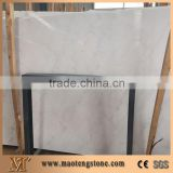 East White marble pure white marble big slab