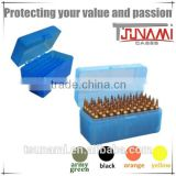 Tsunami paintball-marker box airsoft-guns plastic ammunition boxes bullet for bulk ammo(TB-909)