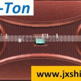 2016 European artistic 3D faux leather covering wall and ceiling panel, 3D leather wall panel