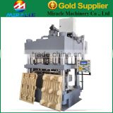 Pallet process plant, crusher to get the wood and stalk powder, high fiber pallet tray process machines