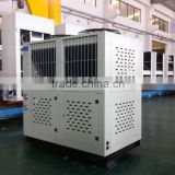 Powerful wind air discharge condensing units for fresh vegetable
