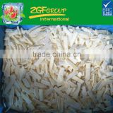 Chinese New Crop Frozen IQF Sliced Bamboo Shoot