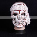 Manufature Halloween mask Full face Horror masquerade Skull Mask
