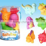 Floating Bath Floating Baby Toy,Blue Duck Toys,Soft