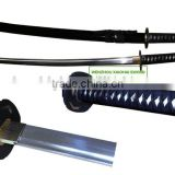 high quality damascus steel high carbon steel dragon handmade katana samurai sword HK060