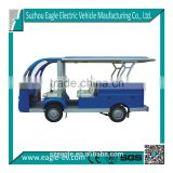 electric utility cart EG6118TB, 72V 5KW, automatic drive system, optional rain cover, CE approved