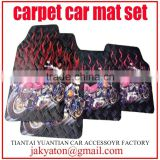 Wholesale New Design High Quality PVC Car Mat,Carpet Car Mat,Car Floor Mat