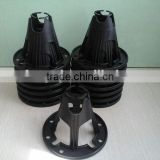 Plastic Rod Chair With Base/Plastic Rebar Chair/Plastic Concrete Bar Chair/Concrete Rebar Spacer