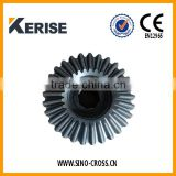 small steel crown wheel and pinion gear bevel gear