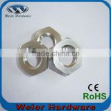 Hex thin nut