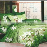 stock c40/ 133x 72 reactive pirnted fabric for bed sheet
