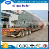 Industrial Fire Tube Gas Steam Boiler, WNS Steam Boiler Manufacturer                                                                         Quality Choice