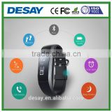 "Desay Long Standby 0.91"" OLED Remote Taking Photo Smart Exercise Bracelet Bluetooth DS-B522 iOS 7.1 + Android 4.3 +"