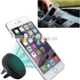 Universal Car Air Vent Mount Clip Magnetic Holder Dock For iPhone For Samsung Magnet holder Tablet GPS suporte para celular*