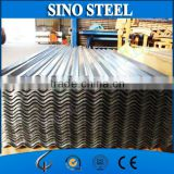 Hot dipped galvanized corrugated roofing sheet steel/ PPGI sheet for roof/ roofing building metarial