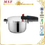safety stainless steel cookware german pressure cookers MSF-3798
