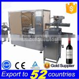 Shanghai factory Full Automatic wine filling machine,alcoholic drink filling line                                                                         Quality Choice