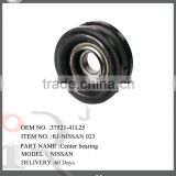 Auto drive shaft center support bearing use for nissan (japanese cars) 37521-41L25 spare parts