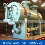INOCO Gas filter separators / Wire mesh filter separator / highest accuracy of gas, solid, liquid filtration and separation